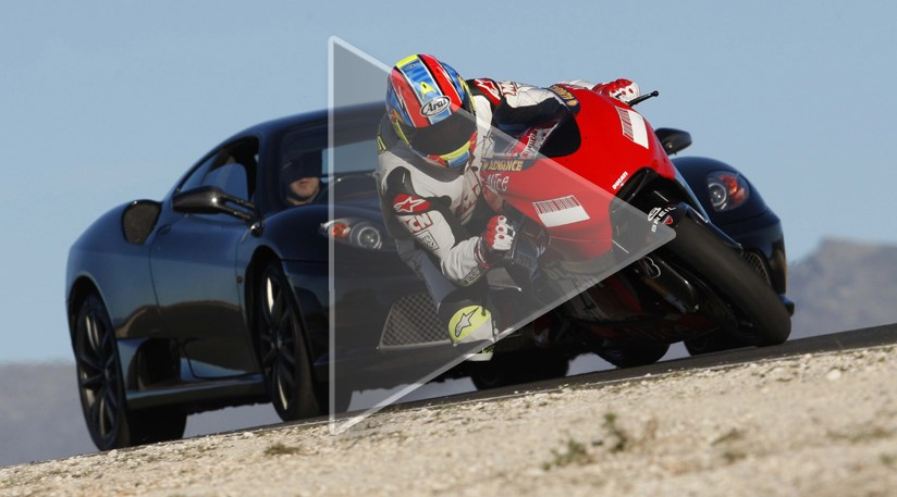 Which Is Faster Ferrari 430 Scuderia Vs Ducati Car Magazine