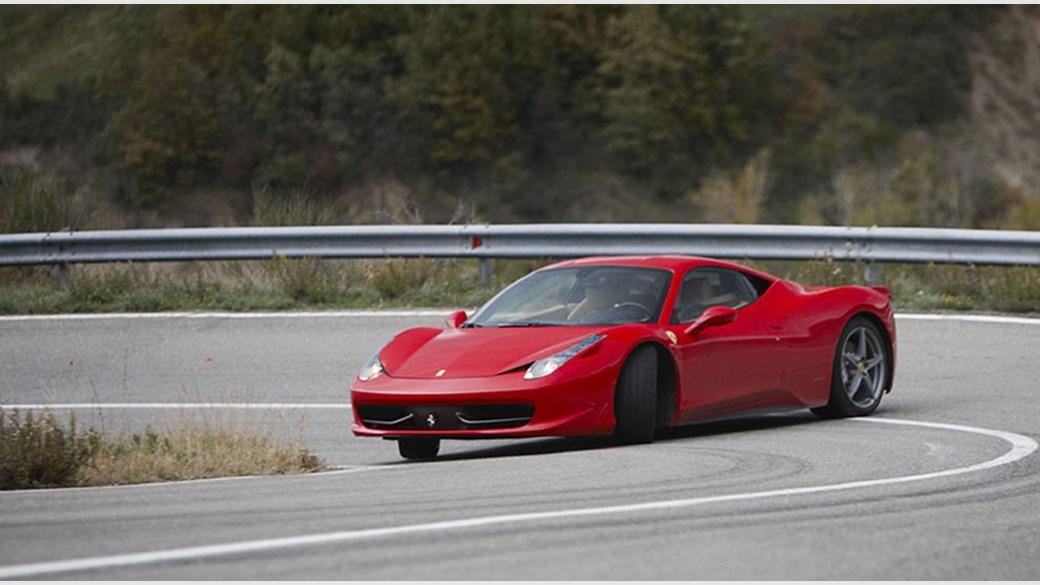Ferrari 458 Italia 2009 review by CAR Magazine