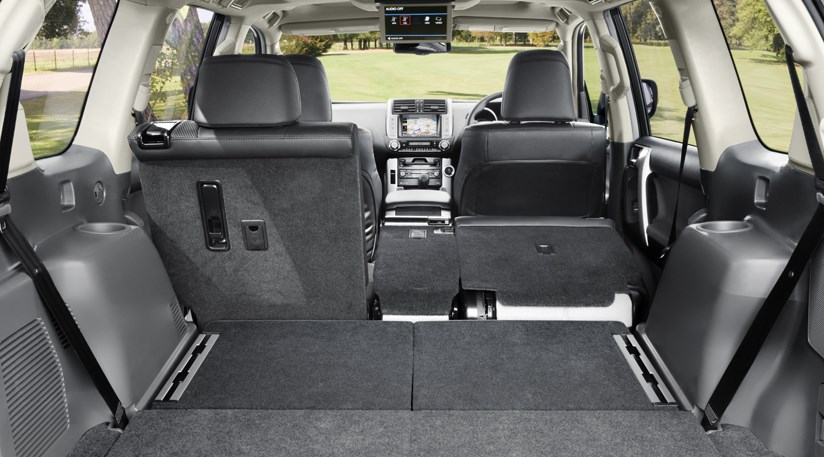 Perfect ... Toyota Land Cruiser (2009) CAR Review ...