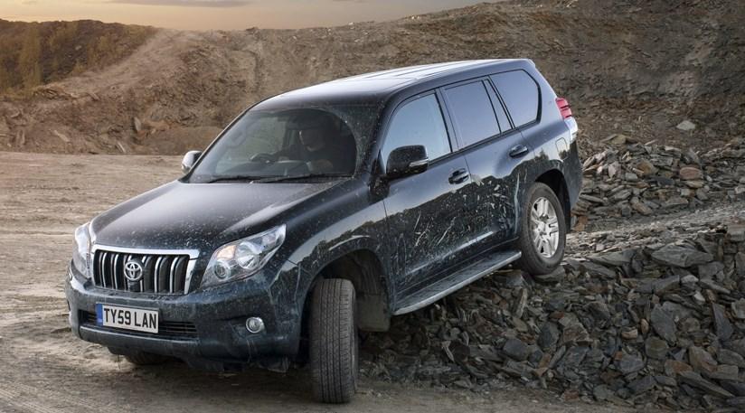 ... Toyota Land Cruiser (2009) CAR Review ...