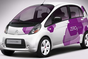 Citroen C-Zero (2010) first picture
