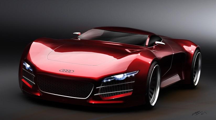 CAR Reader Designs Audi R Supercar CAR Magazine - Audi r10