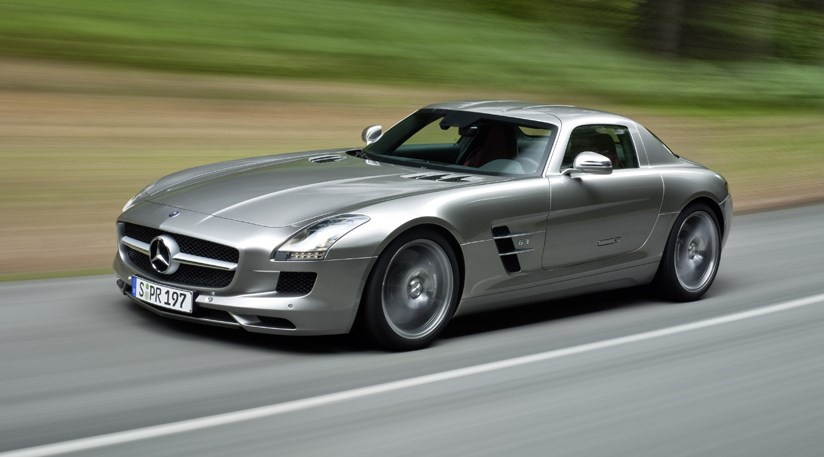 Mercedes Sls Amg 2009 Review Car Magazine