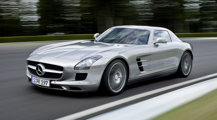 mercedes sls amg 2009 review car magazine. Black Bedroom Furniture Sets. Home Design Ideas