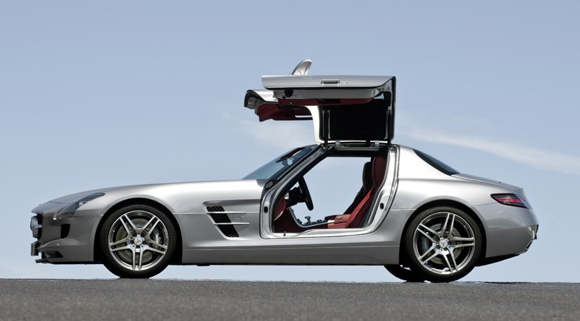 Mercedes SLS AMG Black Series 2013 review by CAR Magazine