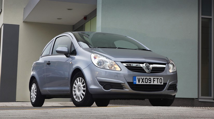 vauxhall corsa gets a 2010 eco facelift by car magazine. Black Bedroom Furniture Sets. Home Design Ideas