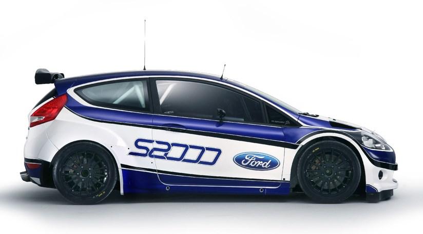 Ford Fiesta S2000 rally car (2010) revealed | CAR Magazine