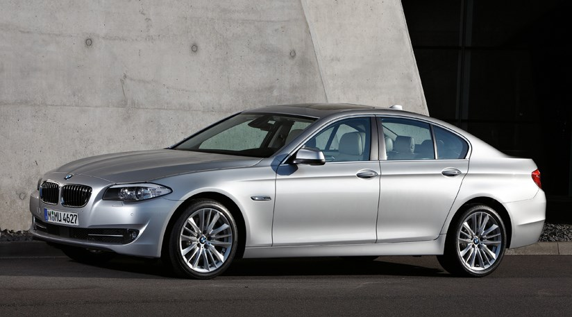 BMW 5 Series 2010 Photos And Video Of New F10 By CAR Magazine