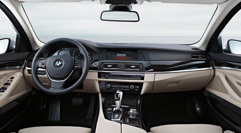 BMW 5-series (2010) photos and video of new F10 | CAR Magazine