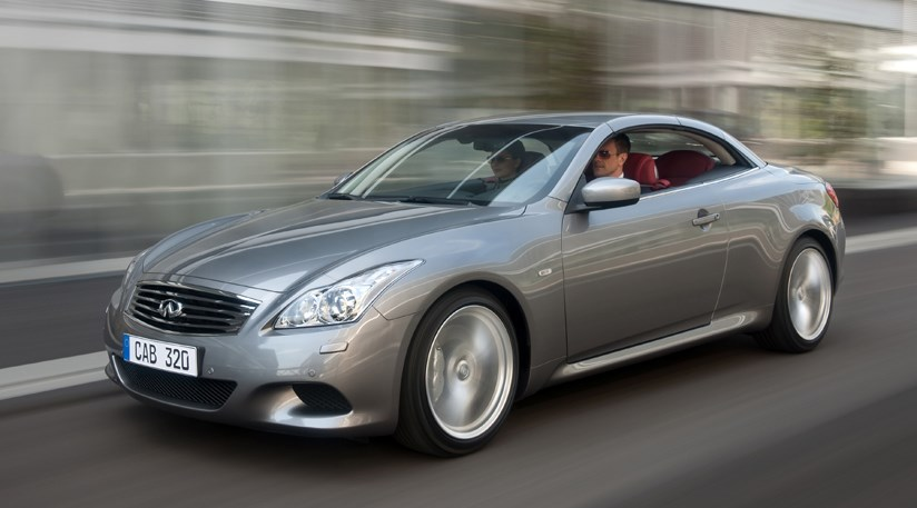 Infiniti g37 convertible review uk dating