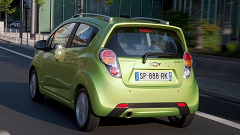 Chevrolet Spark 1 2 Ls 2009 Review Car Magazine