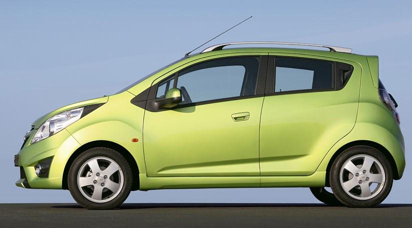 Chevrolet Spark 1.2 LS (2009) review | CAR Magazine
