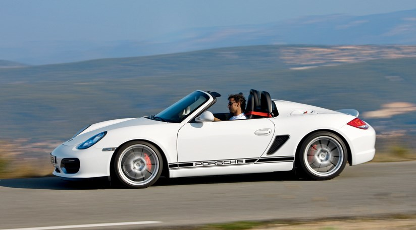 Porsche Boxster Spyder 2010 Review By Car Magazine