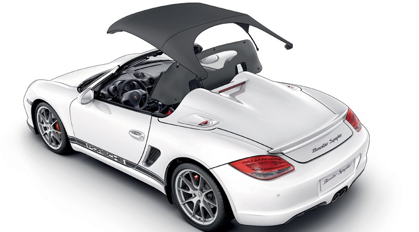 Porsche Boxster Spyder 2010 Review Car Magazine