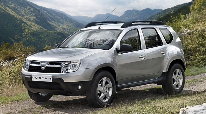 Dacia Duster 2010 First Official Photos Car Magazine