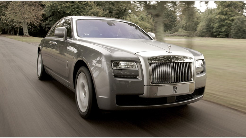 Rolls Royce Ghost 2009 Car Review