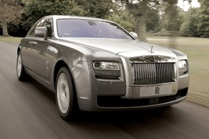 Rolls-Royce Ghost (2009) CAR review