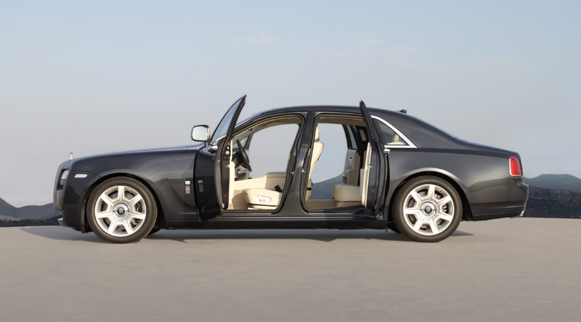 Rolls-Royce Ghost (2009) review by CAR Magazine