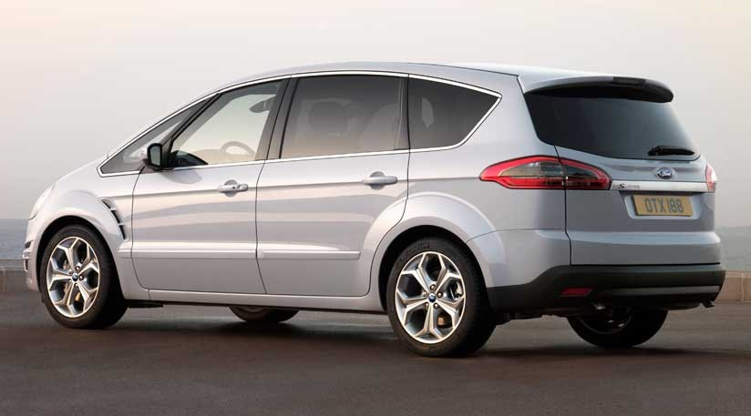 Ford S Max And Galaxy 2010 First Official Pictures By