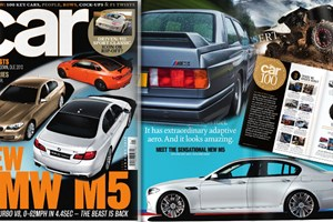 New January 2010 issue of CAR Magazine