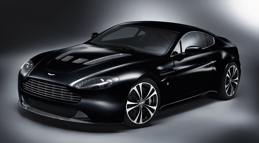aston martin v12 vantage and dbs carbon black editions first official pictures by car magazine. Black Bedroom Furniture Sets. Home Design Ideas