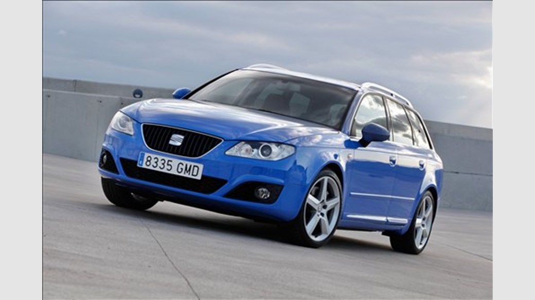 Seat Exeo St 20 Tdi 2009 Review Car Magazine