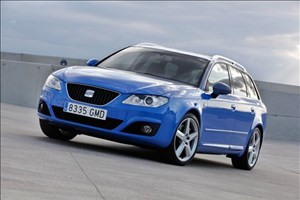 Seat Exeo ST: an Audi A4 Avant in drag. And that's no bad thing, we say