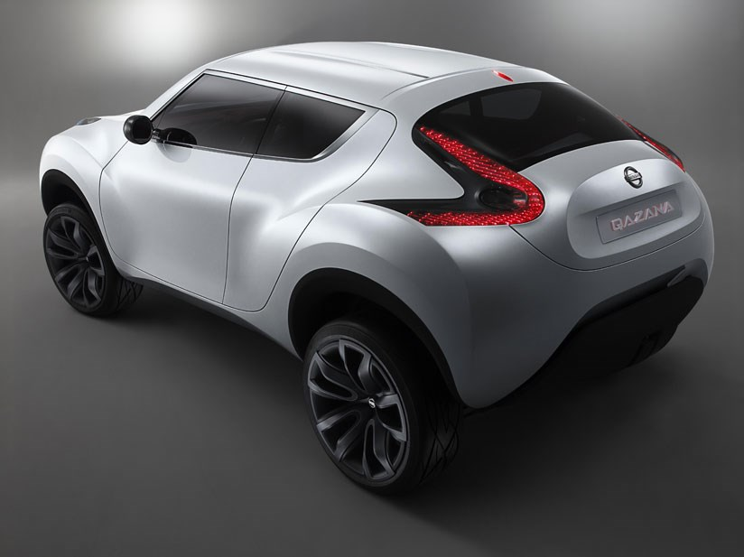 Nissan Juke (2010): the crossover née Qazana | Automotive & Motoring News