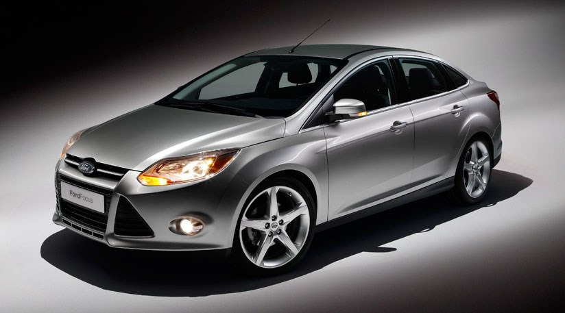 The New Ford Focus Saloon Is Aimed At Four Door Markets Like Uediterranean States