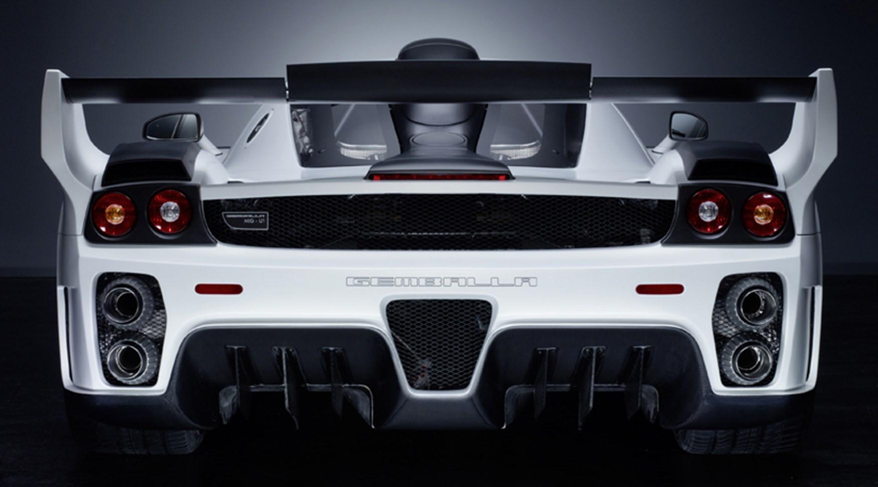 Bekend Gemballa MIG-U1: how to ruin your Ferrari Enzo | CAR Magazine ZG-24