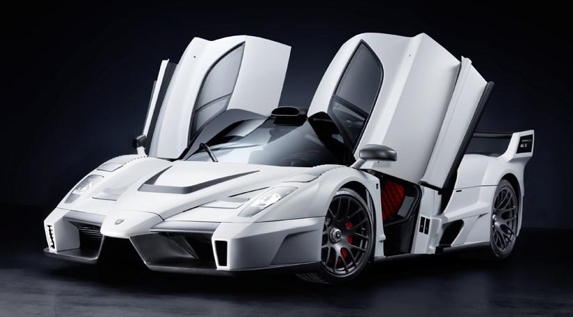 Beroemd Gemballa MIG-U1: how to ruin your Ferrari Enzo | CAR Magazine EH-12