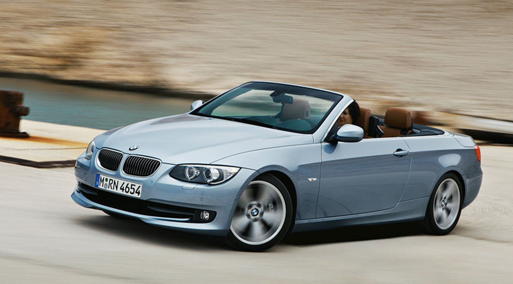 bmw 3-series coupé and convertible facelift (2010): first official