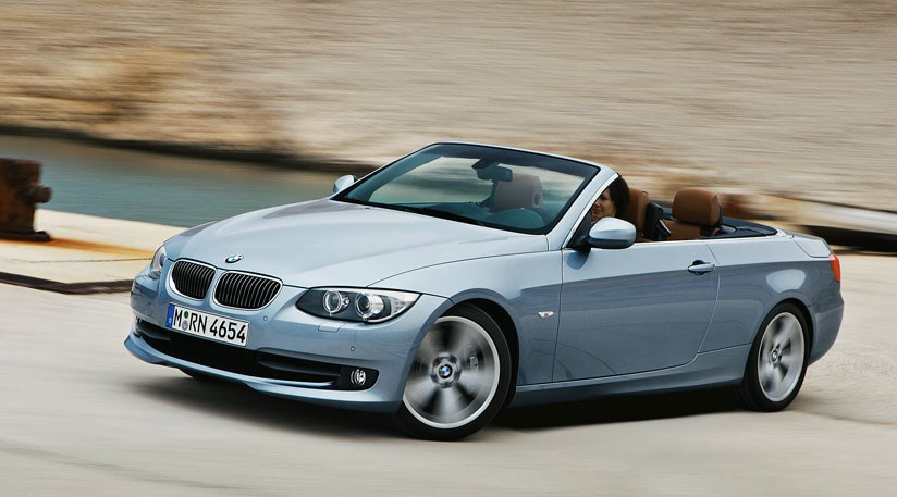 bmw 3 series coup and convertible facelift 2010 first official pictures by car magazine. Black Bedroom Furniture Sets. Home Design Ideas