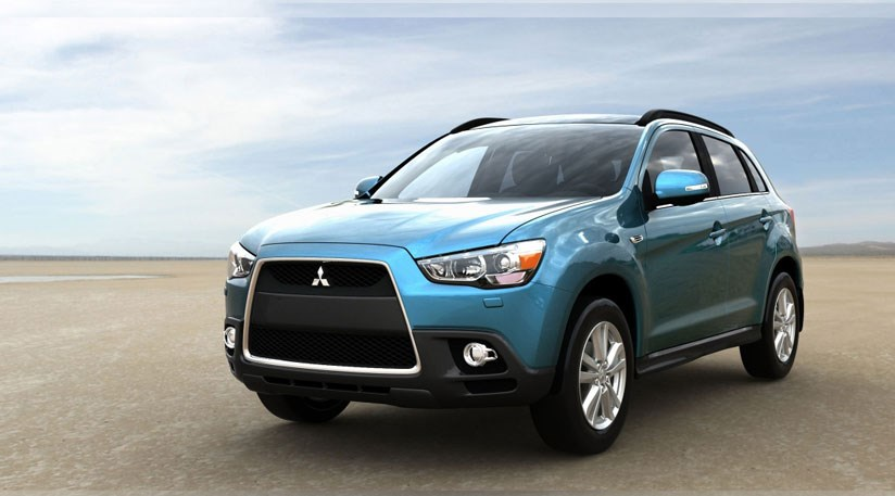 mitsubishi asx compact suv 2010 first pictures by car magazine. Black Bedroom Furniture Sets. Home Design Ideas