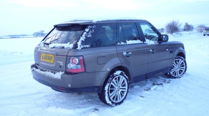 range rover sport tdv6 hse long term test review by car magazine. Black Bedroom Furniture Sets. Home Design Ideas