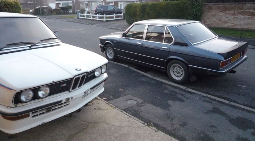 Why I ended up buying two E12 BMW M535i\'s | CAR Magazine