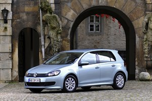VW Golf Bluemotion 1.6 TDI