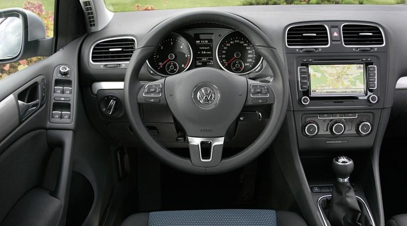 2010 VW Golf Bluemotion 1.6 TDI