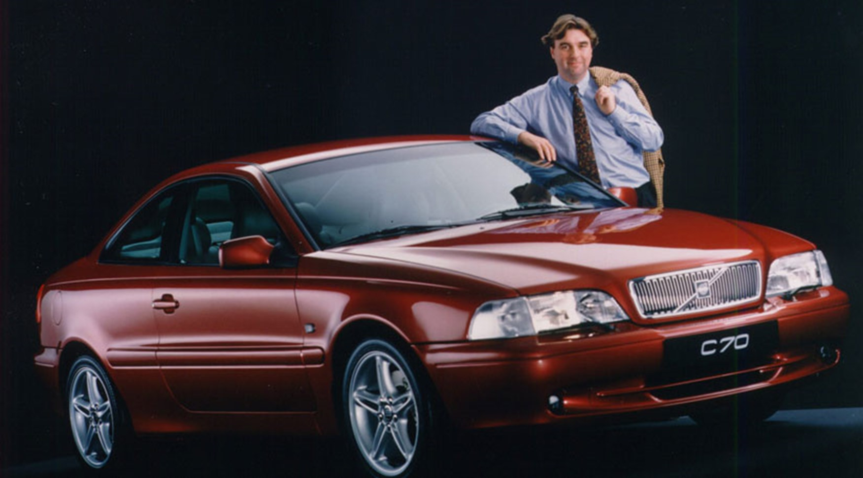 CAR interviews Volvo design vice president Peter Horbury (2010) | CAR Magazine