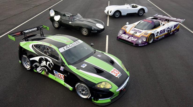 JaguarRSR XKR GT2 (2010) meets its forebears | CAR Magazine
