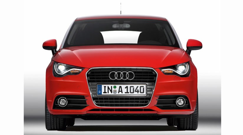 audi a1 2010 first news photos of audi 39 s mini car magazine. Black Bedroom Furniture Sets. Home Design Ideas