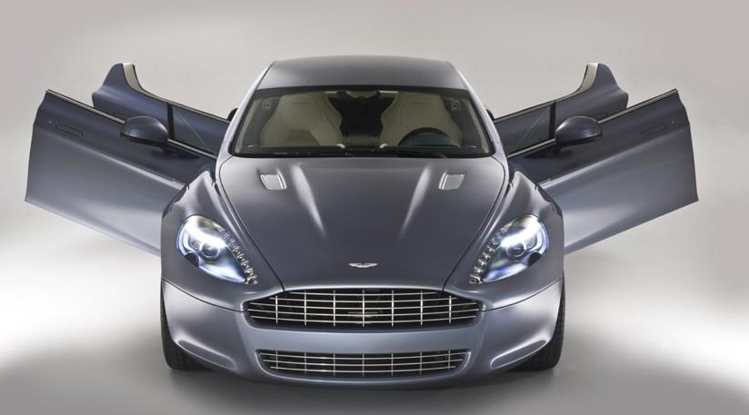 Aston Martin Rapide The Review CAR Magazine - 4 door aston martin price