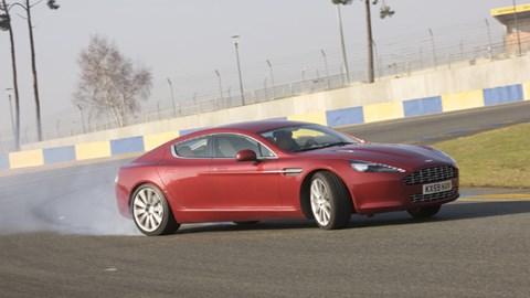 Aston Martin Rapide 2010 The Review Car Magazine