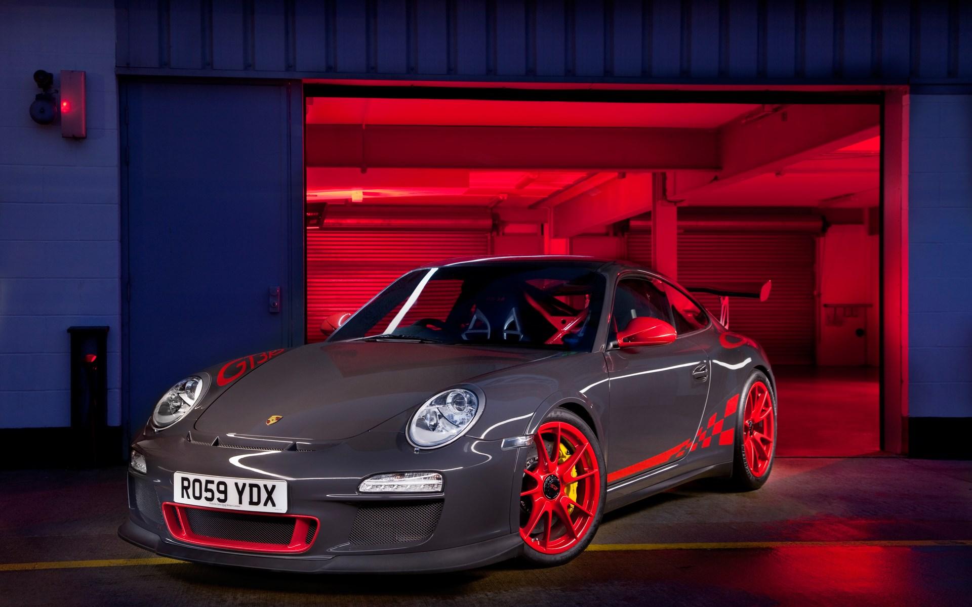 Porsche 911 GT3 RS: Wallpaper