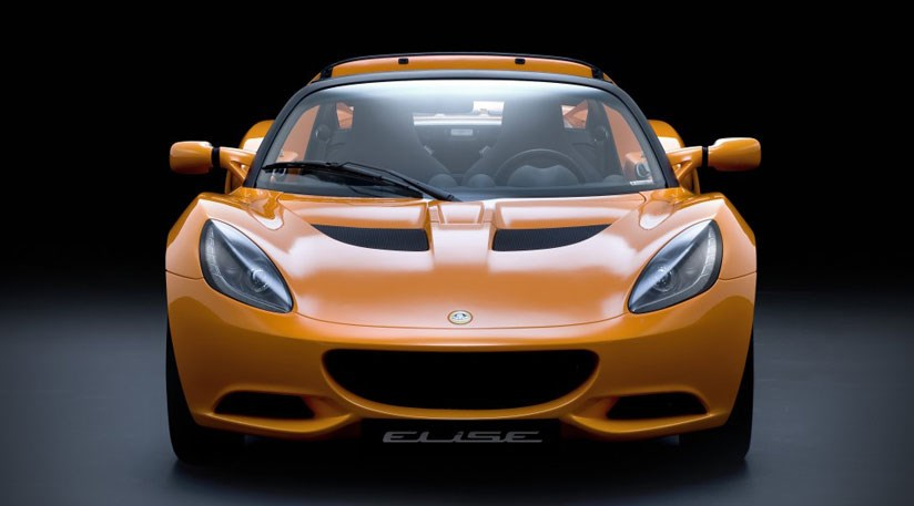 lotus elise 2010 a new face for evergreen roadster by car magazine. Black Bedroom Furniture Sets. Home Design Ideas