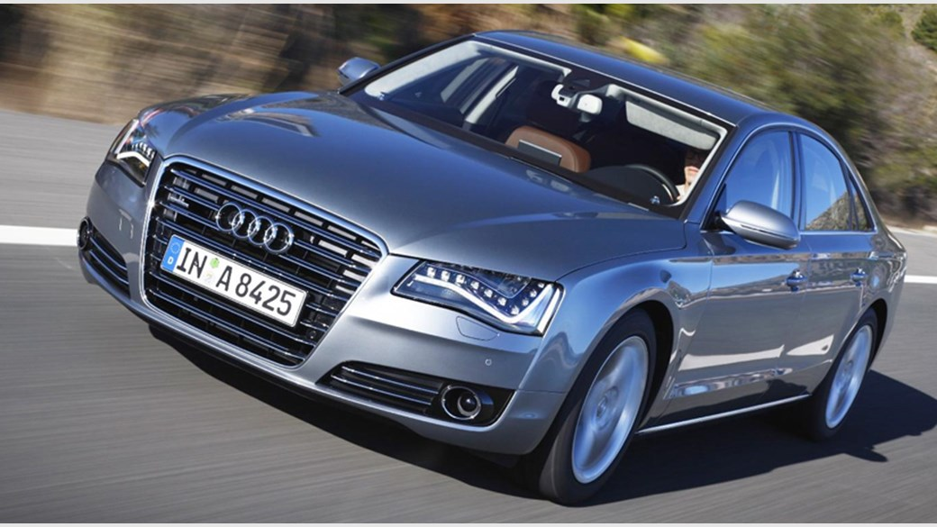 Audi A8 Les Photos