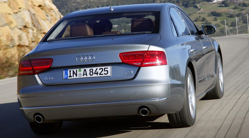 Audi A8 4 2 Tdi Se 2010 Review Car Magazine