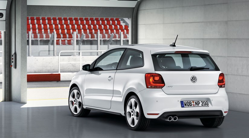 vw polo gti 2010 first news and photos by car magazine. Black Bedroom Furniture Sets. Home Design Ideas