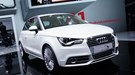 The new Audi A1 e-tron concept car (2010)