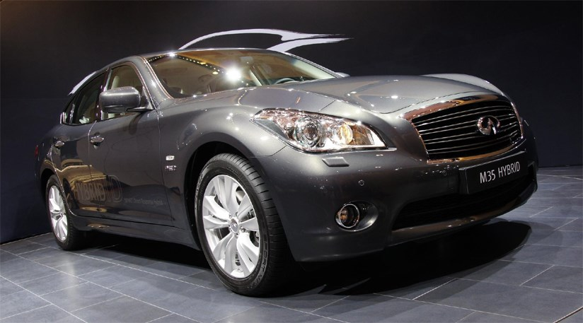 Infiniti - Nissan's Luxury Car Line 2010
